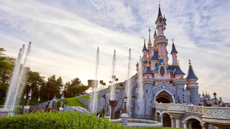 Disneyland Paris Celebrates as 25th Anniversary Approaches