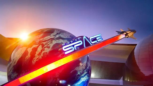 Mission Space to Undergo Refurbishment this Summer