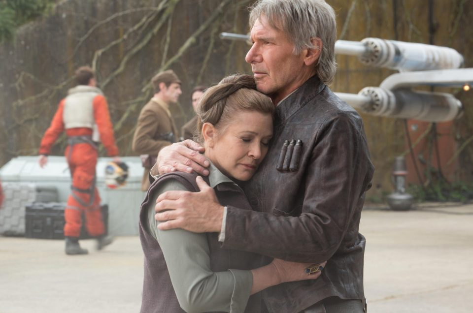Carrie Fisher Will Not Be CGI in Episode IX