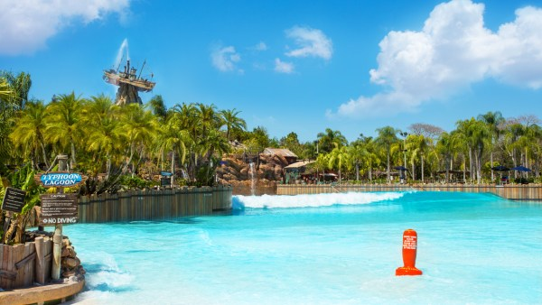 Disney's Typhoon Lagoon Closed Due To Cold Weather
