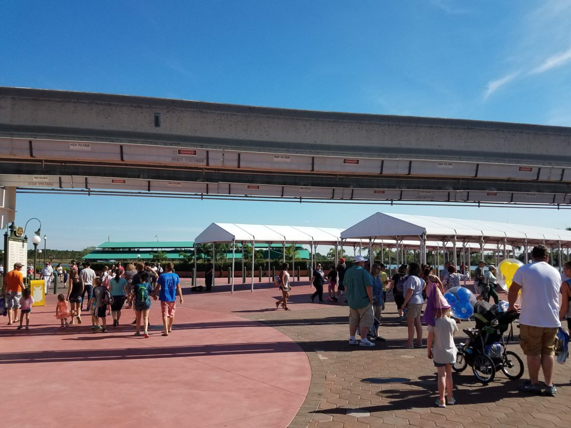 Magic Kingdom Security Changes Taking Shape To Begin April 3rd
