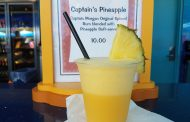 Add The Captain's Pineapple To Your List of Must-try Adult Beverages For Your Disney Vacation
