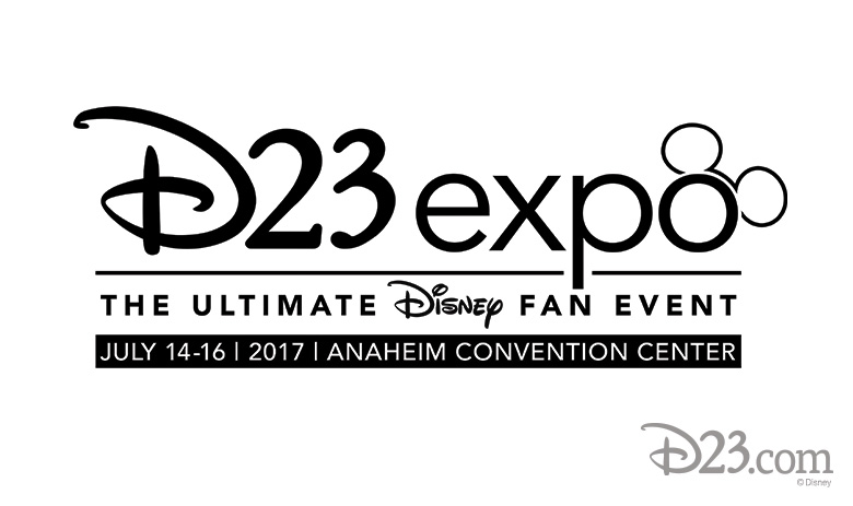 Just Announced! Members enjoy special Disney magic at the D23 Expo
