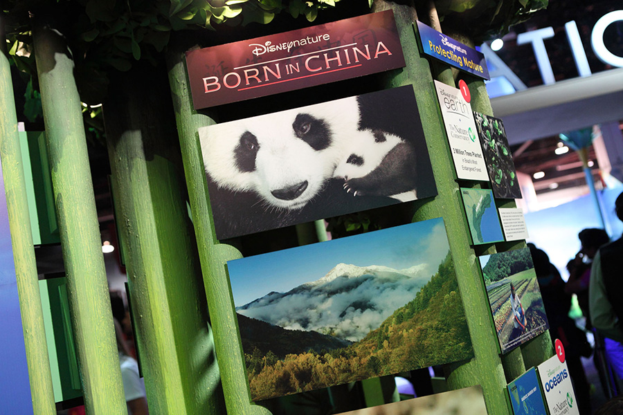 """""""Born In China"""" Activity Packs Are Now Online In Time For Earth Day"""