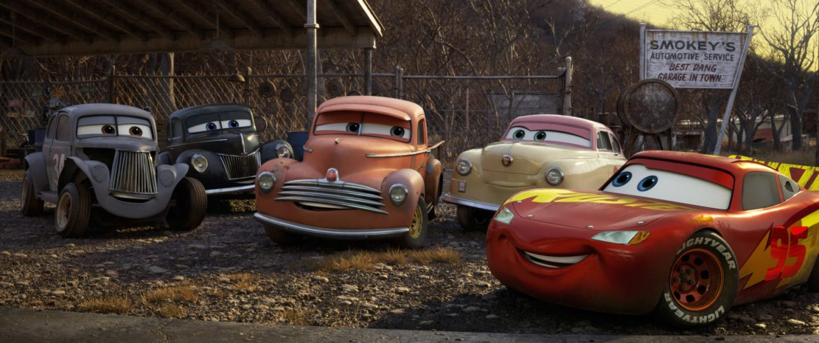 Pixar's Cars 3 – The Legends, Voices and More