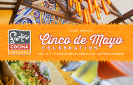 First Annual Cinco de Mayo Celebration at Frontera Cocina!