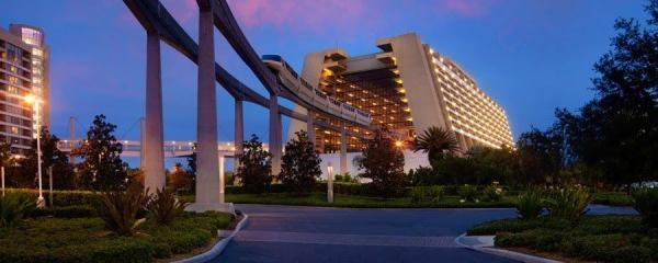 Disney's Contemporary Resort Will Host 2018 Christmas Day Services