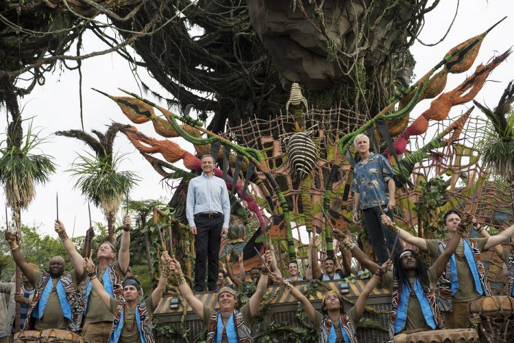 A Closer Look on How Disney Imagineers Brought Pandora – The World of Avatar to Life