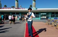 Disney's Hollywood Studios Entrance Featuring Citizens of Hollywood