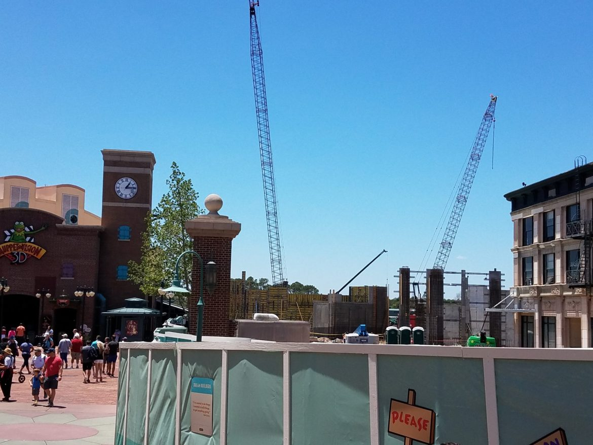 Star Wars Land and Toy Story Land Photo Update