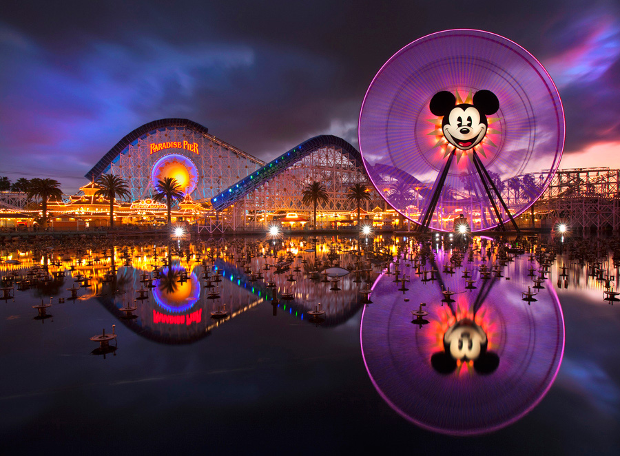 Win A Trip For 2 To The Disneyland Resort!