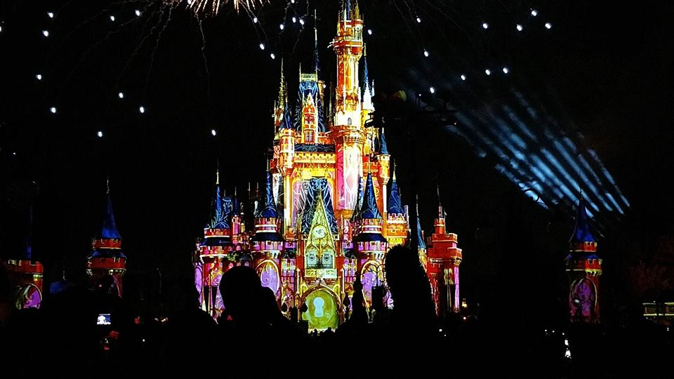 "Video of the Stunning Debut of ""Happily Ever After"" at the Magic Kingdom"