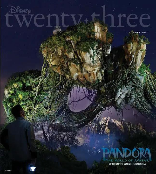 D23 Explores Pandora – The World Of Avatar, Opening This Summer At Walt Disney World Resort