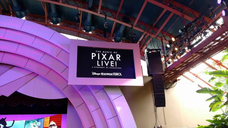 """Sneak Peek Video of """"The Music of Pixar Live"""" in Hollywood Studios"""