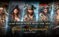 Pirates of the Caribbean: Tides of War Mobile Game Available Now