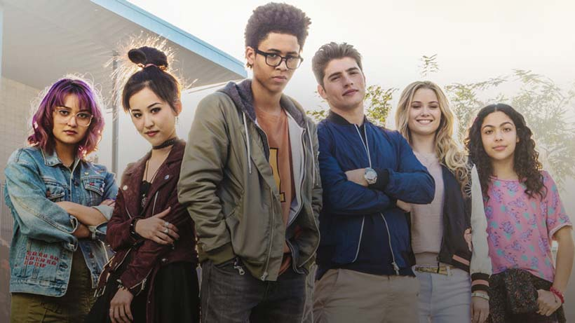 """Marvel's """"Runaways"""" On Hulu  Premieres Its First Cast Photo"""