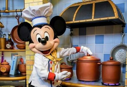 Mickey Mouse Making Special Appearance at Goofy's Kitchen