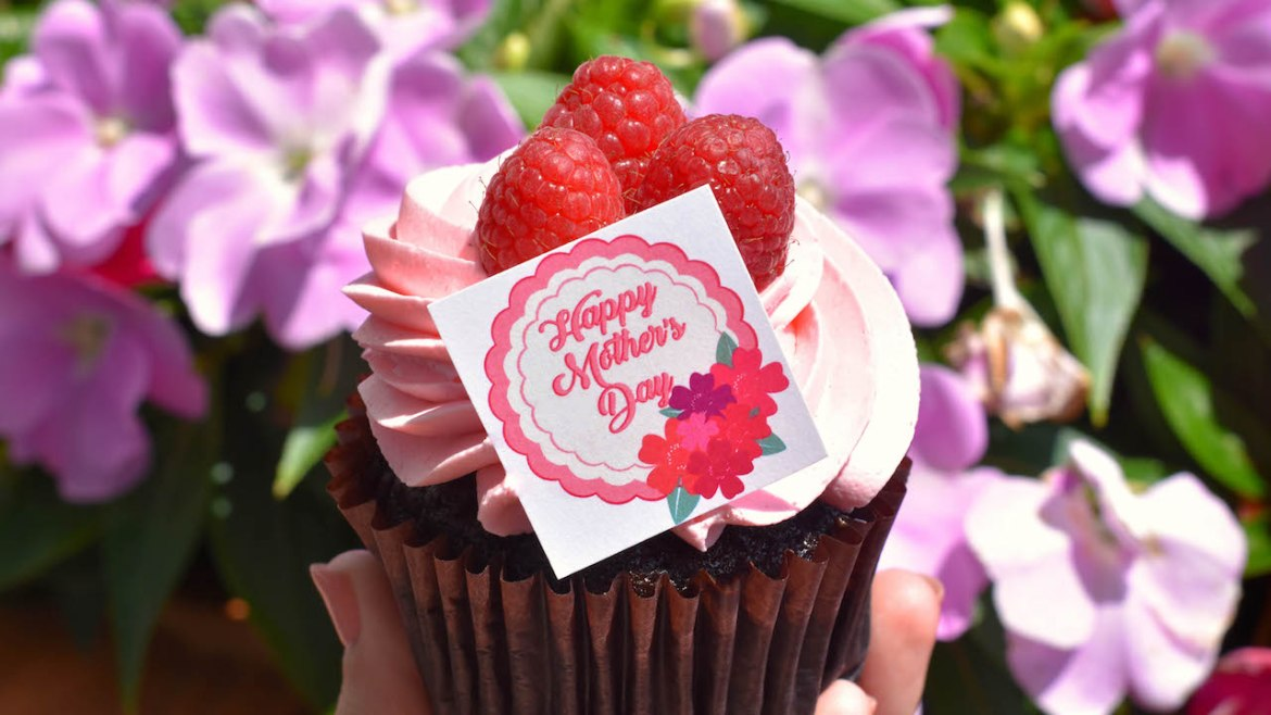 Celebrate Mom on Mother's Day at Walt Disney World with these Delicious Offerings