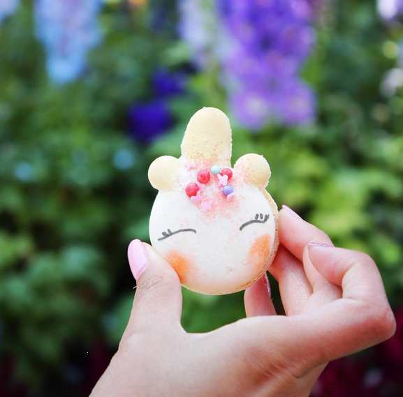Magical Unicorn Macarons Have Landed in Disneyland