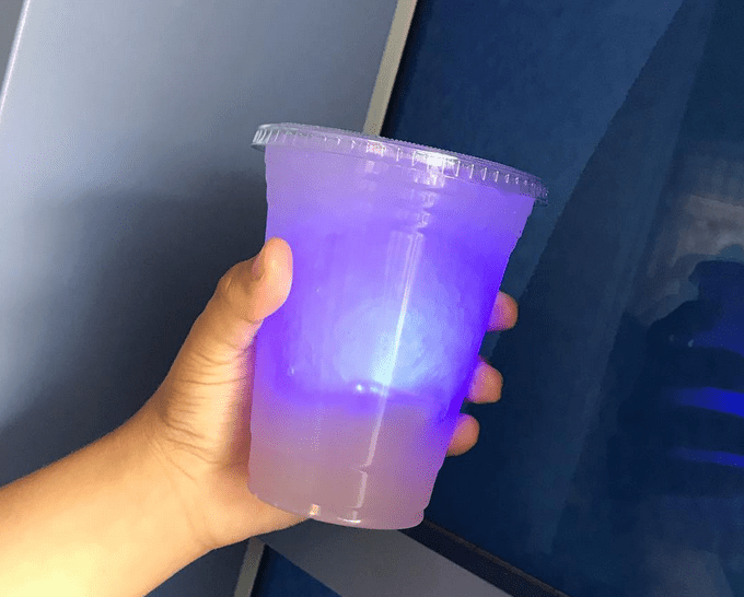 Cool Down This Summer with a Glowing Infinity-Ade at Disneyland