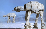 Imperial Walkers Have Been Spotted Inside Star Wars Land At Hollywood Studios