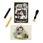 Disney Store D23 Expo Art of Snow White 3-L