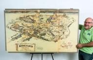 Walt Disney's Original Disneyland Map Sold At Auction To Unknown Buyer