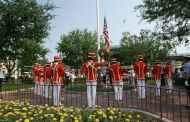 Veterans From Local VA Medical Center To Be Honored At Special Magic Kingdom Flag Retreat Ceremony On D-Day