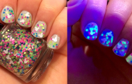 This Glow in the Dark Mickey Nail Polish is Perfect for Pandora