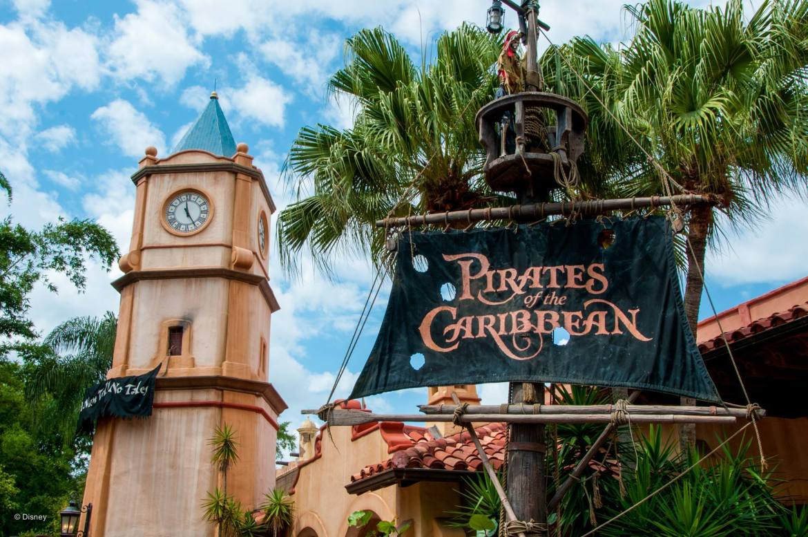 Photo Capture Being Added to Magic Kingdom's Pirates of the Caribbean Ride Starting June 19th.