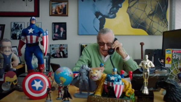 Stan Lee Files $1 Billion Lawsuit Against the Company he Co-Created