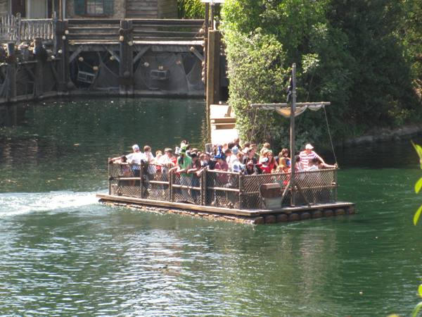 Tom Sawyer Island Is Back in Business at Disneyland Resort