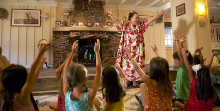 Don't Forget to Register Your Kids at Aunty's Beach House Before Heading to Disney's Aulani