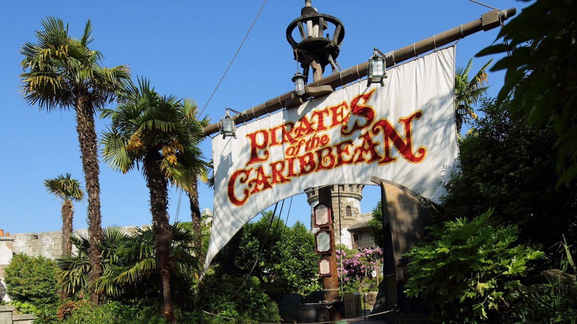 Pirates of the Caribbean at Disneyland Slated to Undergo Refurbishment Next Month
