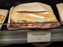 Italian Panini-The Market at Ale & Compass