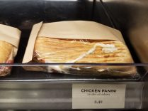 Chicken Pannini-The Market at Ale & Compass