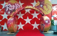 ARDY Arch Now Displayed at All Star Music Resort