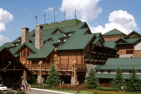 Wilderness Lodge Mary Poppins Day