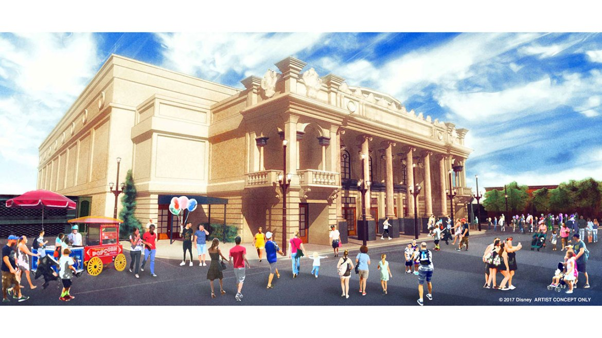New Theater for World-Class Entertainment Coming to Walt Disney World Resort