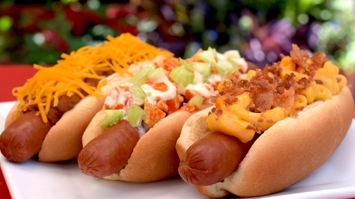 Celebrate National Hot Dog Day With This Special Offer At Casey's Corner
