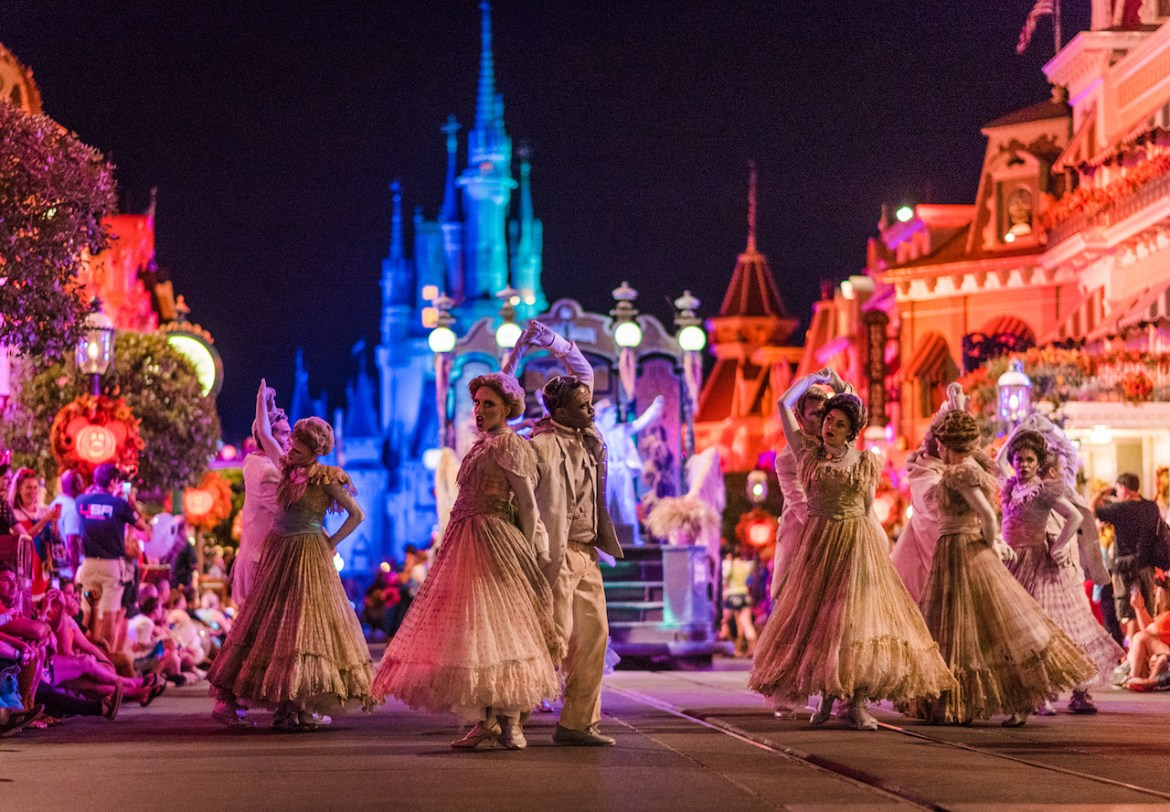 Your Guide to Fall at Walt Disney World