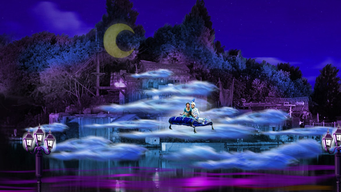 Fantasmic at Disneyland Will Return March 8th!