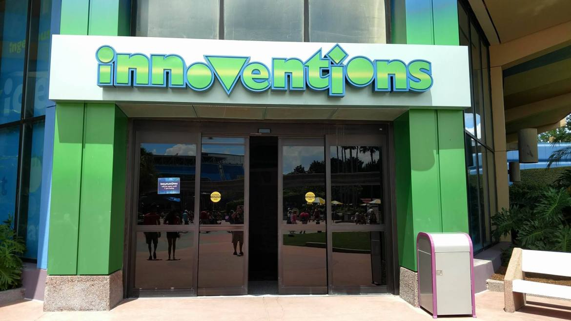 Food & Wine Passholder Merchandise No Longer Available at Innoventions East