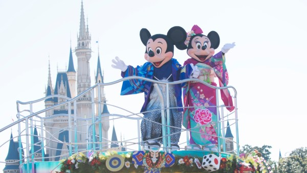 Happiest Celebration! Grand Finale Coming to Tokyo Disneyland in 2019