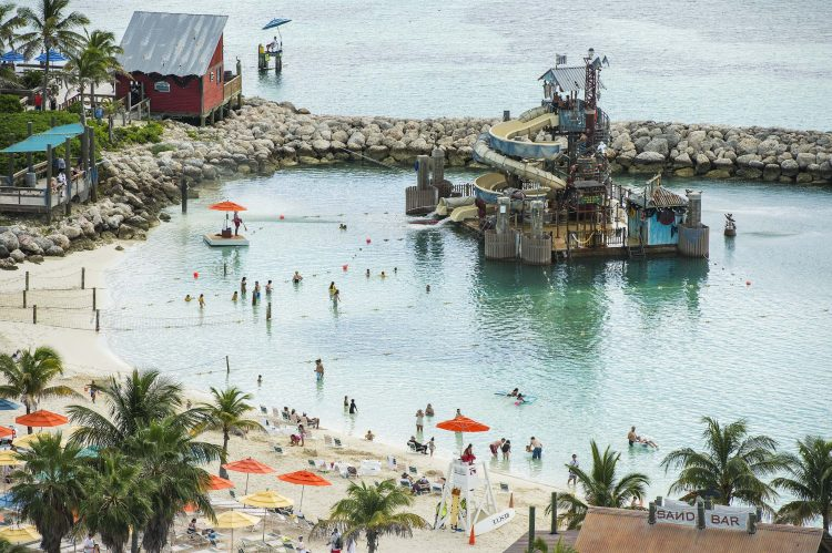 There's Something for Everyone at Disney Cruise Line's Castaway Cay