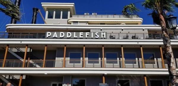 October Events At Paddlefish