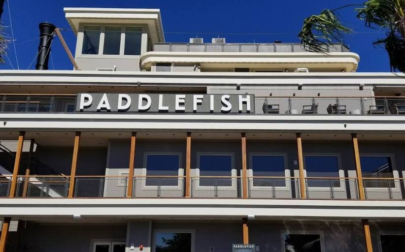 Special Rooftop Brunch at Paddlefish