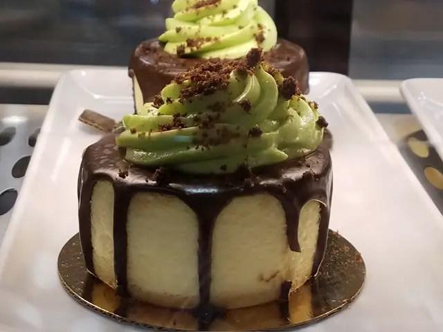 Swing by Disney's All-Star Music Resort to Taste the Sweet Cream Cheesecake