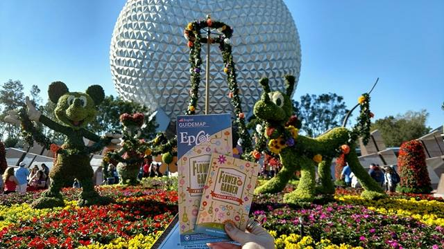 First Look at Annual Passholder Flower & Garden Magnets