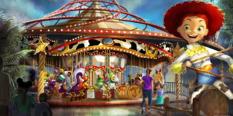 First Look at Disney's Pixar Pier Changes
